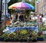 Nantucket Farmers and Artisans Market 2014