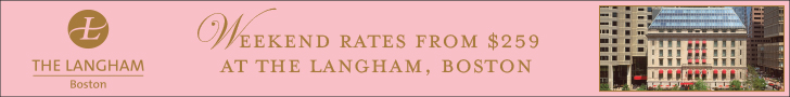 Weekend Rates from $259 at The Langham, Boston MA