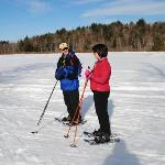 Maple Corner Farm XC Skiing