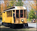 Shelburne Falls Trolley