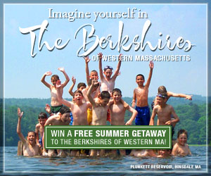 Imagine Yourself in the Berkshires of Western MA. Click Here to Win a Free Summer Getaway!