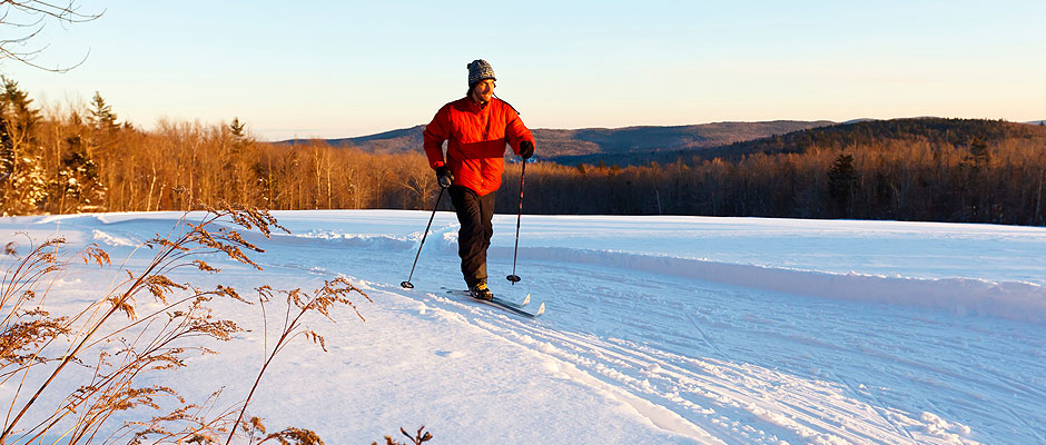 Skiing at Notchview Reservation in Windsor Source: MOTT
