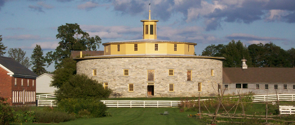 Hancock Shaker Village in the Berkshires