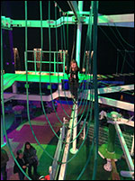 family activities - Beanstalk Adventure Ropes Course