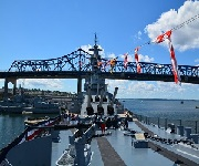 On Deck! - Battleship Cove - Fall River, MA