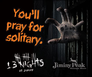 Jiminy Peak - You will pray for solitary
