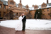Winter Newlyweds - Cranwell Resort, Spa & Golf Club - Lenox, MA