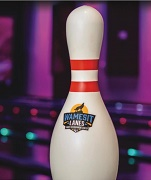 Bowling Pin - Wamsit Lanes Family Entertainment Center - Tewksbury, MA