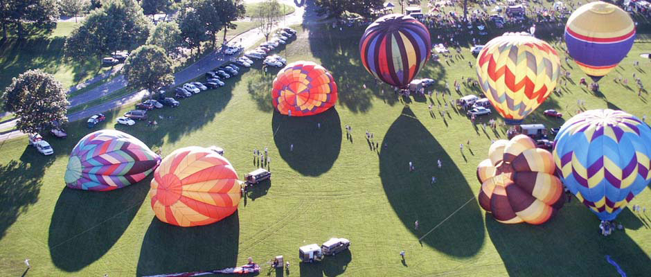 Balloon Festival, Greenfield MA