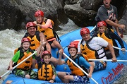Family Rafting - Crab Apple Whitewater - Charlemont, MA